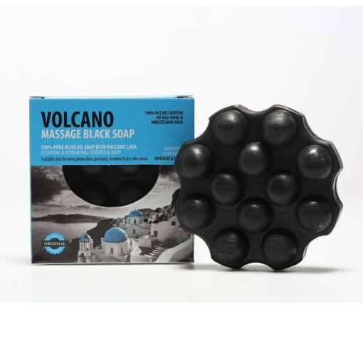 Massage Black Soap Atelje Oia