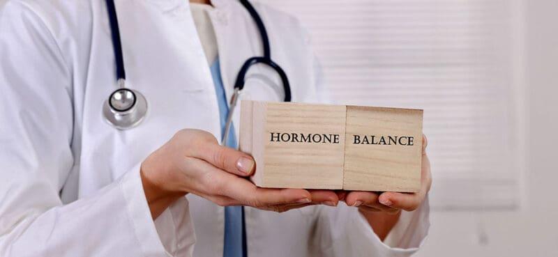 Ravnovesje hormonov za jasno kožo
